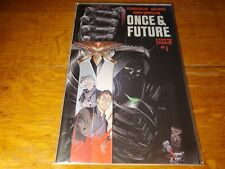 ⚔️ONCE AND FUTURE #1🗡️BOOM STUDIOS HOT COMIC HIGH NM 1ST PRINT GILLEN