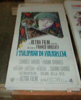 I Tulpen Von Haarlem Plakat Original 1970 Brusati Carole André