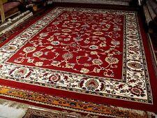 ca 230x160 TAPPETO FAVOLOSO DISEGNO nain persiano orientale indo rugs tabriz red