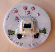 Fève Plaque de Gâteau Décoration du MH - Plaque pour la Saint Valentin