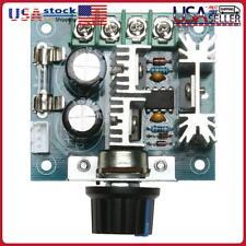 10a 12v 40v Dc Pulse Width Modulator Pwm Motor Speed Governor Controller Switch
