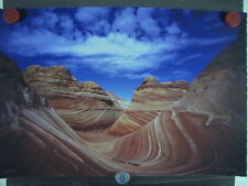 "Kris Falconer ""Waves"" #1/150 Giclee Photograph Near Moab Utah"