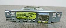 Cisco HWIC-1GE-SFP Gigabit Ethernet Card Module Refurbished working perfect