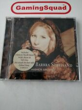 Higher Ground, Barbra Streisand CD, Supplied by Gaming Squad