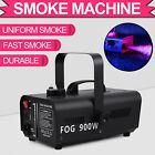 900W Smoke Fog Machine Rapid Heating Release Effect Stage Fogger Maker Equipment