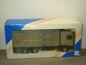 Daf 95 Truck GPdWegvervoer - Lion Toys 1:50 in Box *51597