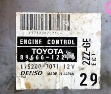 TOYOTA COROLLA, FIELDER 89666-12270 2ZZ-GE Ecu Ecm oem jdm used