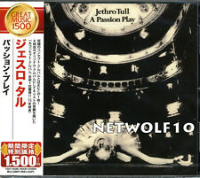 Jethro Tull - A Passion Play - CD - Remastered - Japan with OBI - Sealed