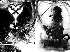 Kingdom Hearts II Hooded Sora  20X28 inch   ( Huge Wallposter ) - FAST SHIPPING