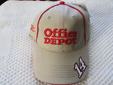 Tony Stewart #14 Office Depot Stretch Hat Chase Authentics 2011