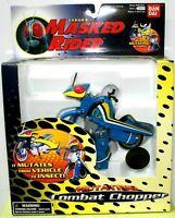 Masked Rider Mutating Combat Chopper 1995 Saban Bandai Kamen Zo - New- Free Ship
