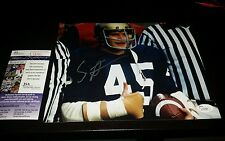 Sean Astin (Rudy) Signed 8x10 in person JSA CERTIFIED