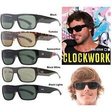 NEW Otis Clockwork Mineral Glass Lens Mens Rectangular Sunglasses Msrp$160
