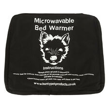 Bunty Microwavable Pet Cat Dog Puppy Bed Warmer Hot Heater Microwaveable Gel Mat