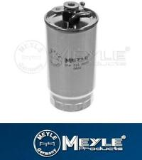 Fuel Filter BMW E46 330d M57 engines Meyle manft, 13327787825