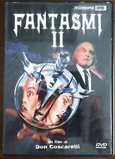 DVD Fantasmi II di Don Coscarelli Stormovie SM 081 DVD Come Nuovo