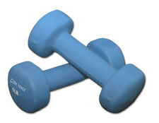 Da Vinci Pair of Neoprene Dumbbells with Non-Slip Grip 5 LB each (total 10 LBS)