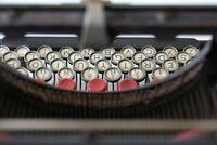 Antique Remington 12 Desktop Typewriter ***** Full Working Order *****