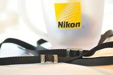 Nikon lens case strap w/ metal buckles check it out