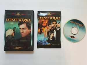 Licence to Kill (DVD, 1999, Special Edition)