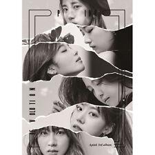 APINK 3RD ALBUM [ PINK REVOLUTION ] 3 BOOKLET+PHOTO CARD