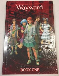 WAYWARD Book 1 HC - Image Comics (graphic novel) - NEW