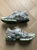 Asics Gel-Kushon 2 Women's White Green Athletic Training Running Shoes ~ Size 7