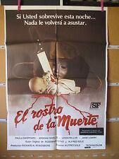 A1362 EL ROSTRO DE LA MUERTE BROOKE SHIELDS