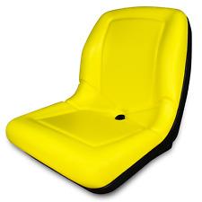 Yellow Seat For John Deere 1023e 3032e 3038e 3203 2210 Lva14488 Compact Tractor