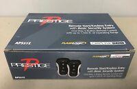 Prestige APS57Z One-Way Remote Start & Keyless Entry System 1500 Feet Range NEW