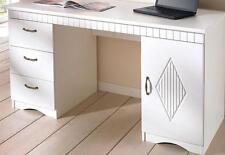 Computertisch 8053 Schreibtisch Bürotisch Tisch PC-Tisch Landhausstil weiß