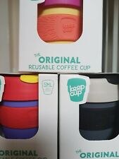KeepCup Reusuable Travel Mug 8oz 227ml various colours brand new