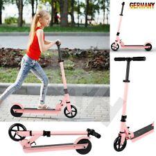 ElektroRoller Klappbar 5 Zoll Elektro Scooter Kinder 150W E-Scooter Fahrrad DE