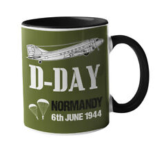 RAF D-Day mug ceramic aircraft mug Royal Air Forces Association