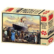 The Queen Mary Kevin Walsh Nostalgia Collection Super 3D Puzzles 500 Pieces