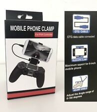 SUPPORTO GAME CONTROLLER REMOTE PS4 SMART MOBILE PHONE JOYSTIC + CAVO OTG