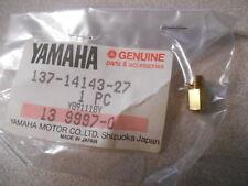 NOS Yamaha Carburetor Main Jet #135 DT175 DT250 MX100 RT100 137-14143-27 Qty 1