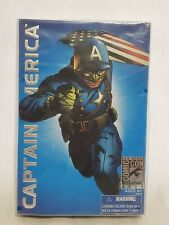 NEW SDCC 2010 Exclusive Marvel Universe Captain America