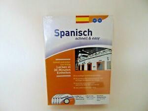 Spanisch schnell & easy lernen - Kurs
