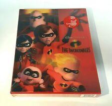 THE INCREDIBLES Blu-ray STEELBOOK [KIMCHIDVD] [#0083/1300] LENTICULAR B1 [KOREA]