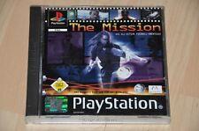Playstation 1 Spiel - The Mission - Fussball Abenteuer Action - komplett PS1