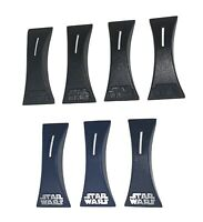 Star Wars Micro Machines Ships Display Stand Bases Only