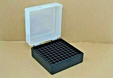 .300 Blackout / .223 / 556 ammo boxes 100 rnd storage (Clear / Black) Berry Mfg