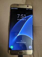 Samsung Galaxy S7 edge SM-G935 - 32 GB - Gold Platinum (Verizon) Smartphone