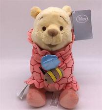 New Babies Winnie the Pooh Baby Mermaid Blanket Plush Stuffed Doll Toy
