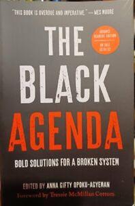 Advance Paperback - The Black Agenda by Anna Gifty Opoku-Agyeman (2022)