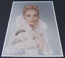 Photo Sam Levin - Michèle Mercier - Grand tirage couleur d'époque 40 x 50 -