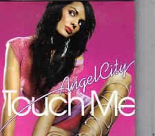 Angel City-Touch Me Cd maxi single 8 tracks cardsleeve