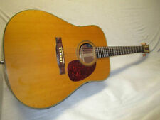 80's ALVAREZ ELECTRO ACOUSTIC - FISHMAN PICKUP - TOP SOUND !