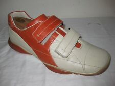 PRADA MEN SNEAKERS SHOES DESIGN SIZE 9, US SIZE 10.5 - 11 MADE IN ITALY.